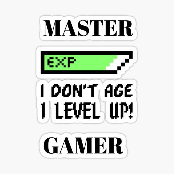 MG I Dont Age Sticker