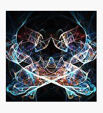 Abstract spiritual lights Photographic Print