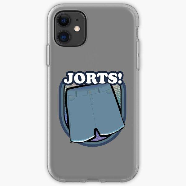 Jorts! iPhone Soft Case
