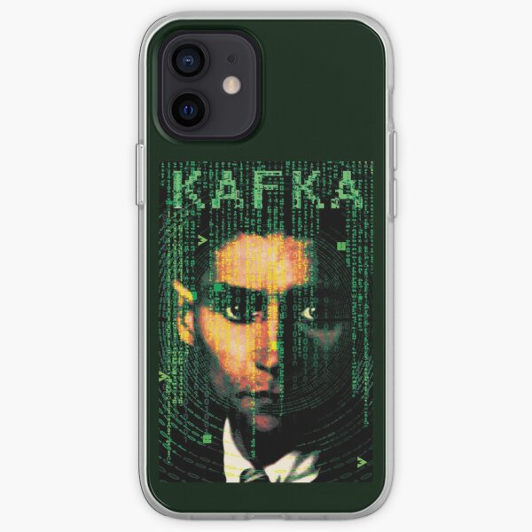Franz Kafka Described the Matrix iPhone Soft Case