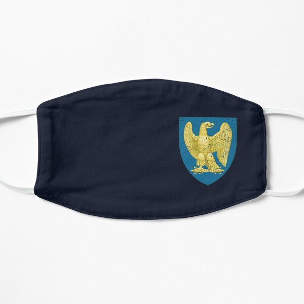 France armoiries Napoléon Masque sans plis