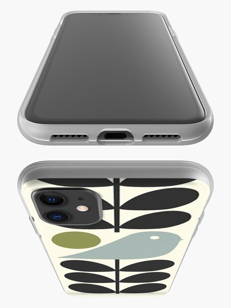 Alternate view of marimekko orla kiely iPhone Case & Cover