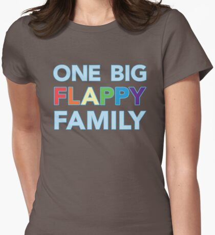 One big flappy Autistic family T-Shirt