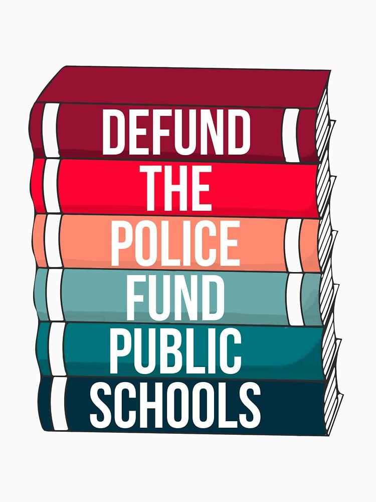 Defund the police, fund public schools by onthebasisofliz