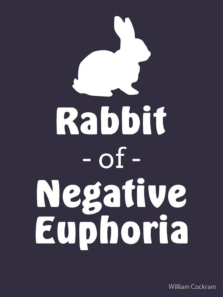 Rabbit of Negative Euphoria | Unisex T-Shirt