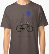 Anatomy Of A Bicycle Classic T-Shirt
