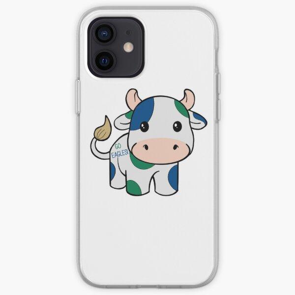 FGCU Cow iPhone Soft Case