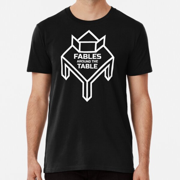 Fables Around the Table Logo Premium T-Shirt