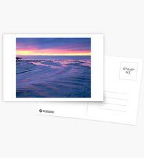 Epic Sunset Flakstad Postcards