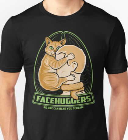 Facehuggers T-Shirt