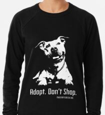 fe33c7d1 Adopt Dont Shop P4P apparel Lightweight Sweatshirt