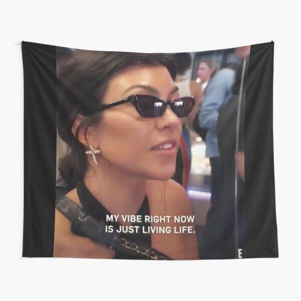 Kourtney Kardashian  Tapestry