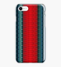 The Saturn Cylinder iPhone Case/Skin