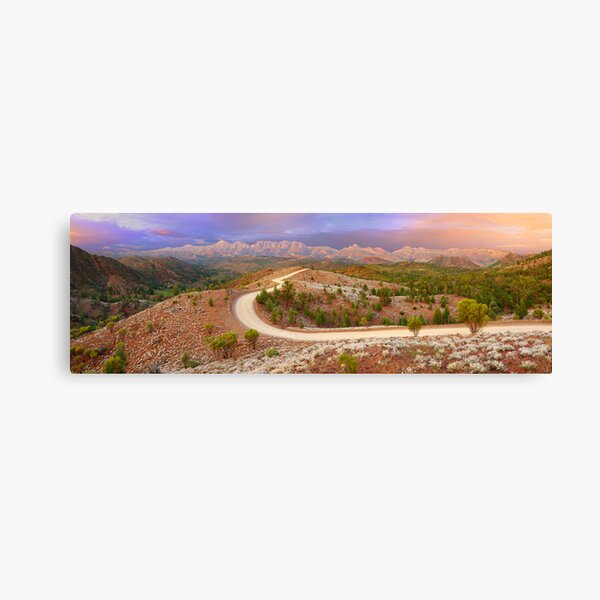 Bunyeroo Valley, Flinders Ranges, South Australia Canvas Print