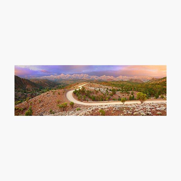 Bunyeroo Valley, Flinders Ranges, South Australia Photographic Print