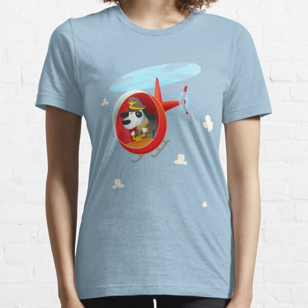 Helicopter dog Essential T-Shirt