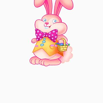 Goofball Easter Bunny by Sandhop