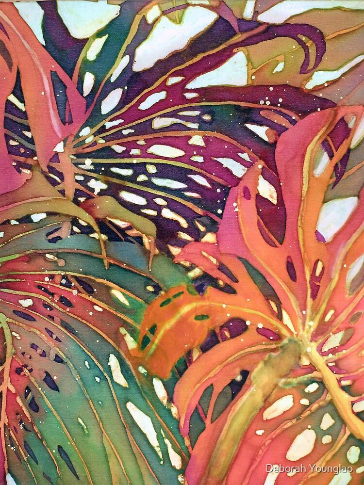 Quot Palm Patterns 1 Quot By Deborah Younglao Redbubble