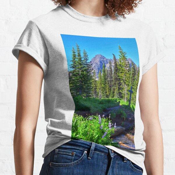 Canyon Creek Meadows Classic T-Shirt