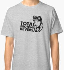 Ghostbusters - Total Protonic Reversal Classic T-Shirt