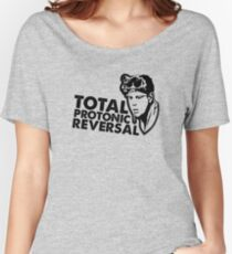 Ghostbusters - Total Protonic Reversal Women's Relaxed Fit T-Shirt