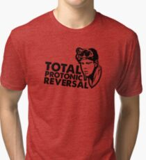 Ghostbusters - Total Protonic Reversal Tri-blend T-Shirt
