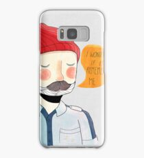 I Wonder If It Remembers Me Samsung Galaxy Case/Skin