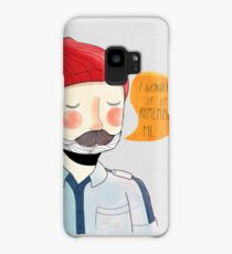 I Wonder If It Remembers Me Case/Skin for Samsung Galaxy