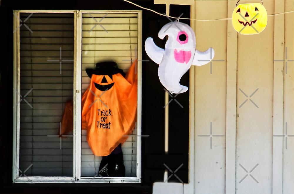 Neighborhood Spirit  by Heather Friedman