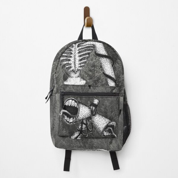 Siren Head Found Backpack