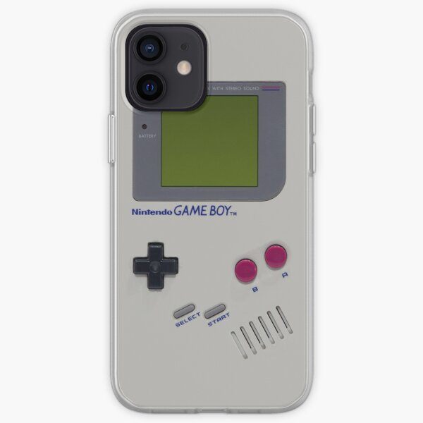 Nintendo Game Boy  iPhone Soft Case