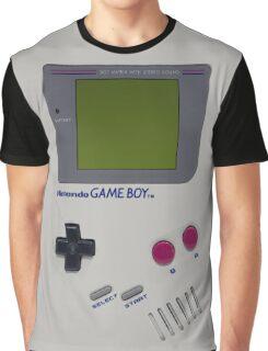 Nintendo Game Boy  Graphic T-Shirt