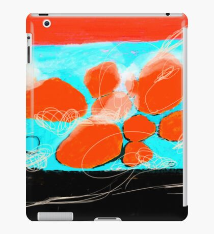 Waves of Porto Katsiki iPad Case/Skin