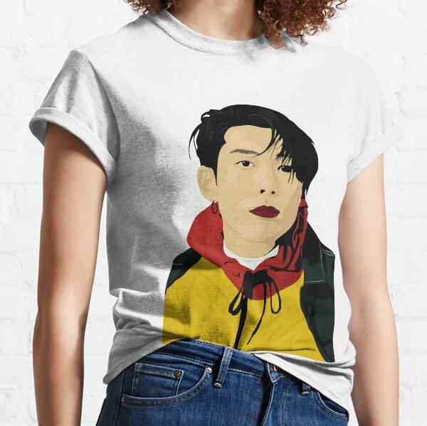 Meteor Garden : Dylan Wang Ilustration Classic T-Shirt