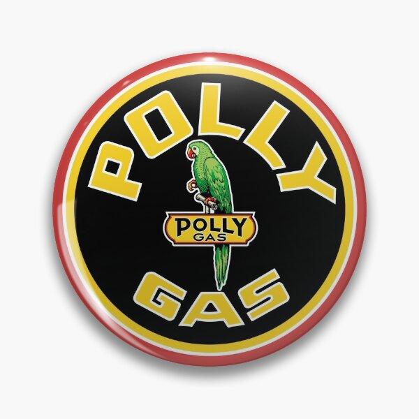 Polly Gas Shirt, Sticker, Mask Pin