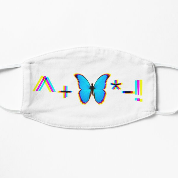 Slatt Playboi Carti ^+*-! Butterfly Flat Mask