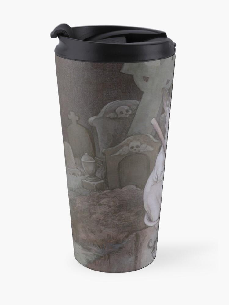 Alternate view of Dig it Travel Mug