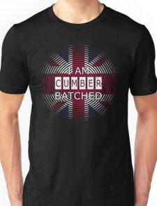 I AM CUMBERBATCHED (UK Edition) Unisex T-Shirt