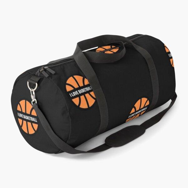 I Love Basketball Duffle Bag