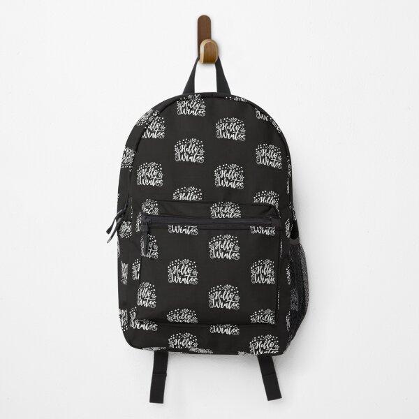 Hello Winter Backpack