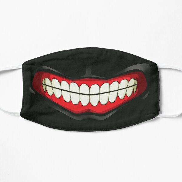 Eye Patch Ghoul - Ken Kaneki Mask (Tokyo Ghoul-Inspired Design) Mask