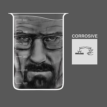 Walter White - Corrosive Personality by cnART