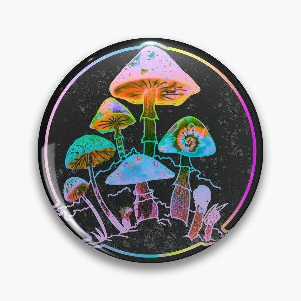 Garden of Shrooms 2020 Pin