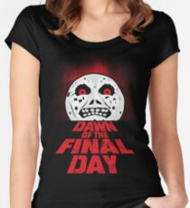 Dawn of the Final Day Women's Fitted Scoop T-Shirt