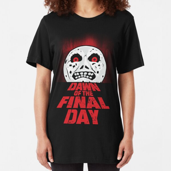 Dawn of the Final Day Slim Fit T-Shirt