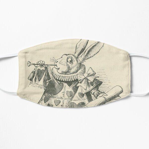 The white rabbit, 1871 Flat Mask