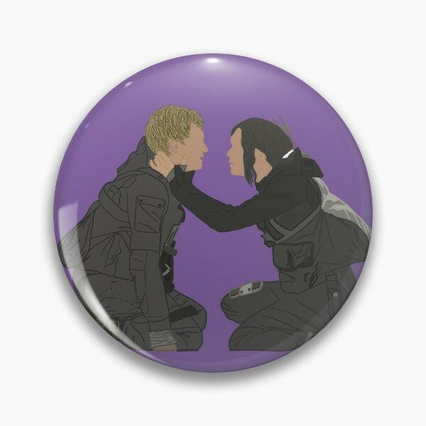 Katniss and Peeta Pin