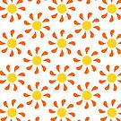 Flowers of the Sun by Mark McClare Designs