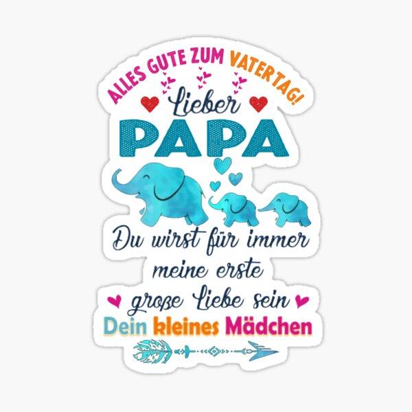Alles Gute zum Vatertag Daddy