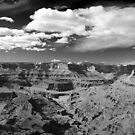 Colorado River from Dead Horse Point by Alex Cassels